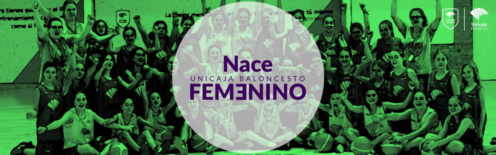 Unicaja Baloncesto Women is born