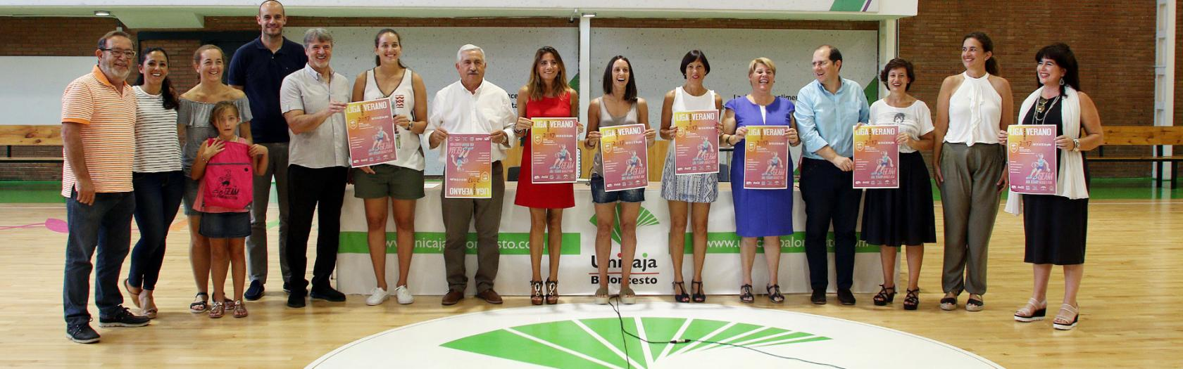 The GEAM Women's Summer League will be played at Los Guindos