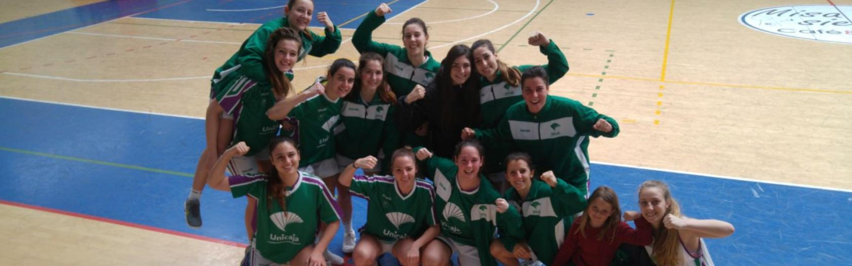 Unicaja Female starts the Playoffs with win