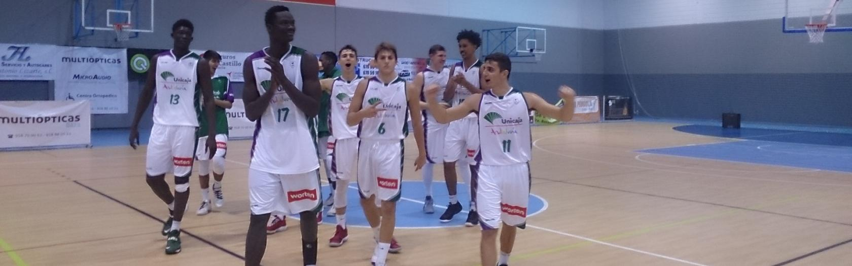 EBA team defeats Multiópticas Baza and achieves its first win of the season
