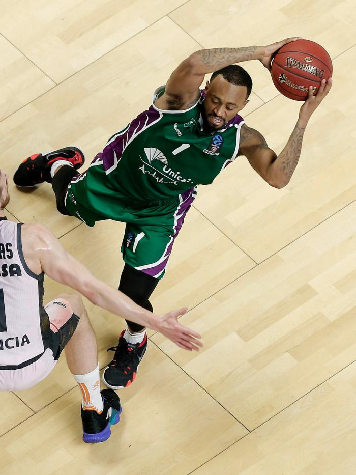 Boatright, durante una partida