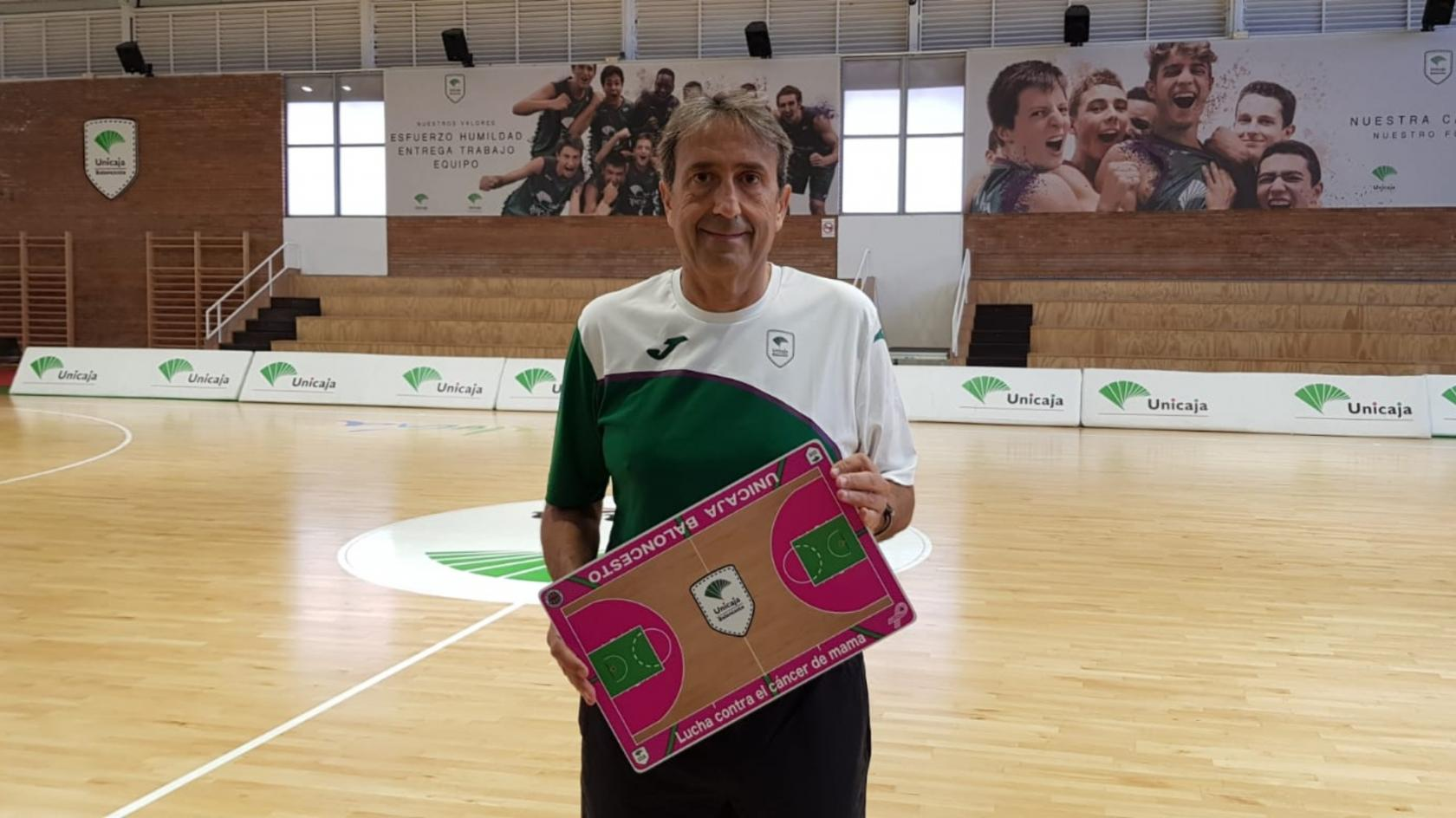 The Liga Endesa join the #ContigoDamosLaCara campaign in the fight against breast cancer