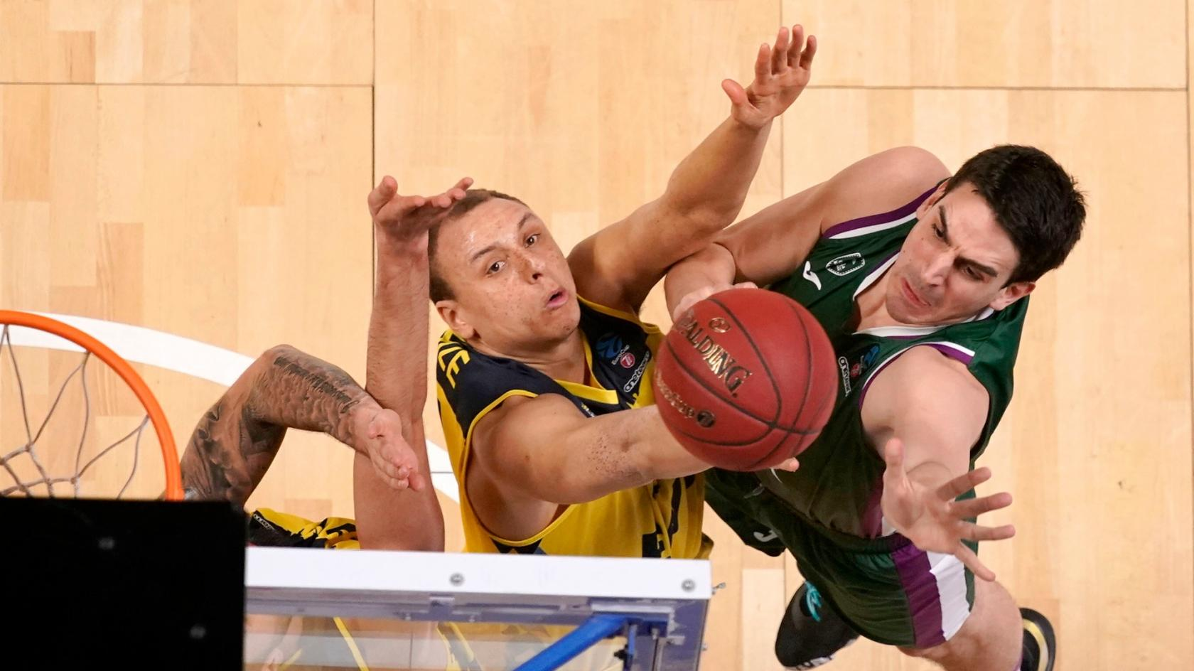 Unicaja 108 - EWE Baskets Oldeburg 68. Round 9. 7DAYS Eurocup