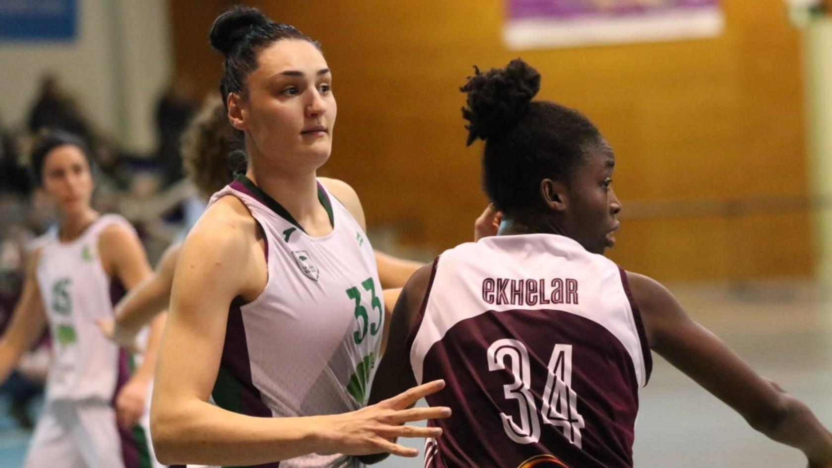 Unicaja Female team could not win against the leader of the Liga Femenina 2 (59-53)