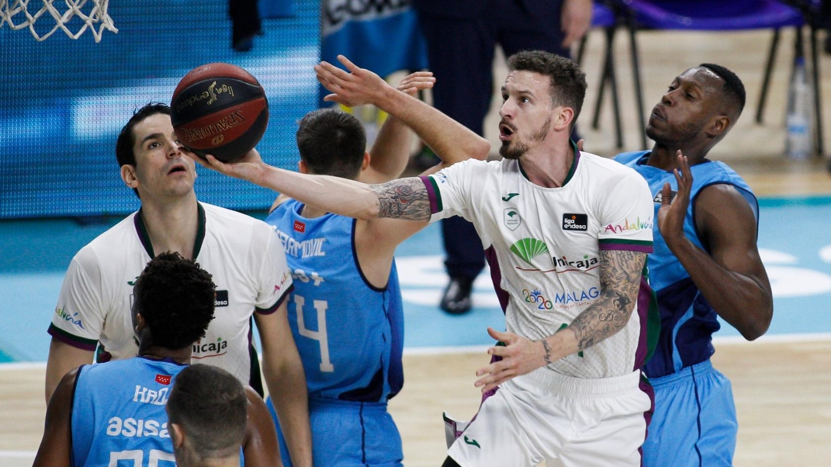 Loss in the visit to Movistar Estudiantes (78-68)