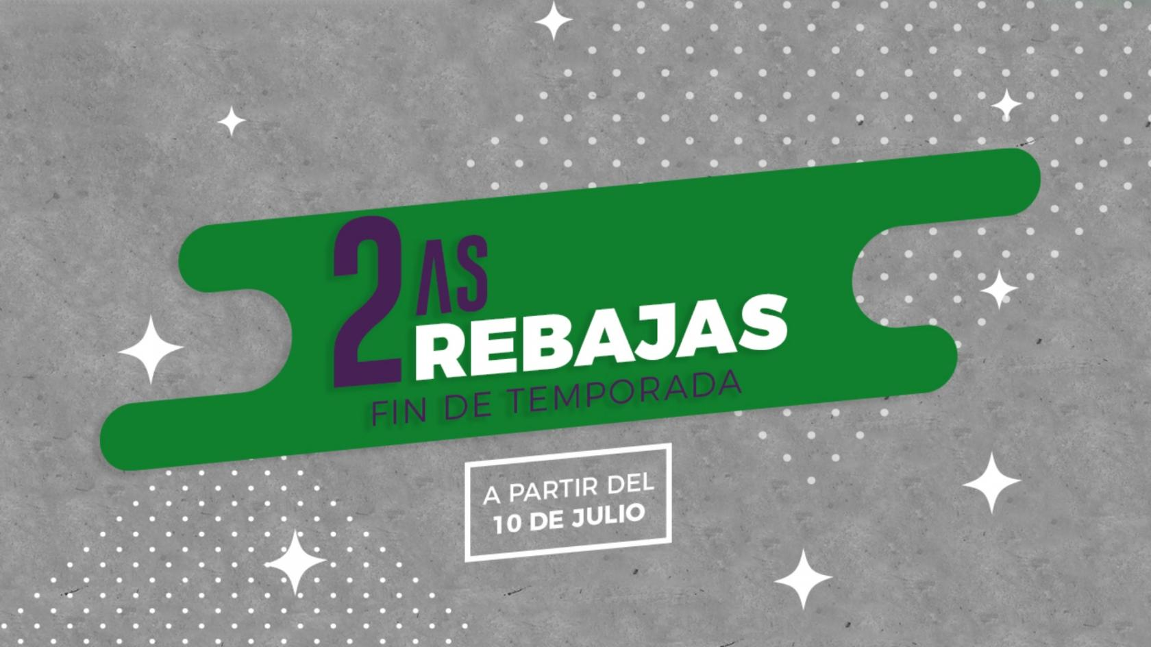 The second sales start at the Unicaja Official Store!