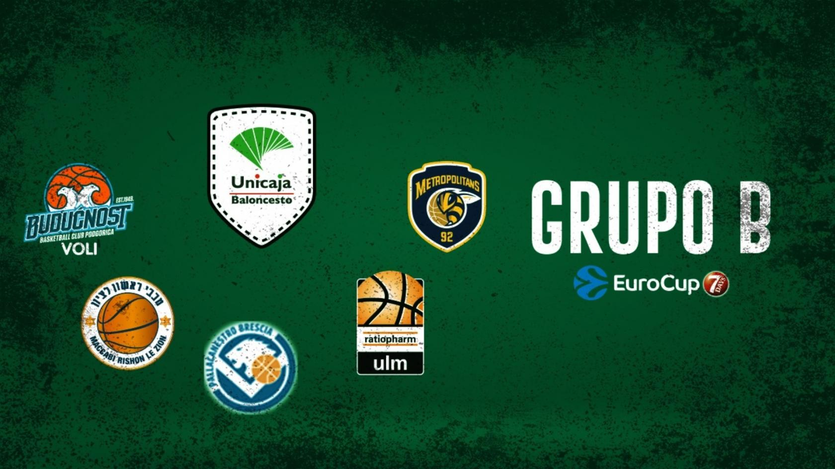 We know our rivals in 7Days Eurocup!