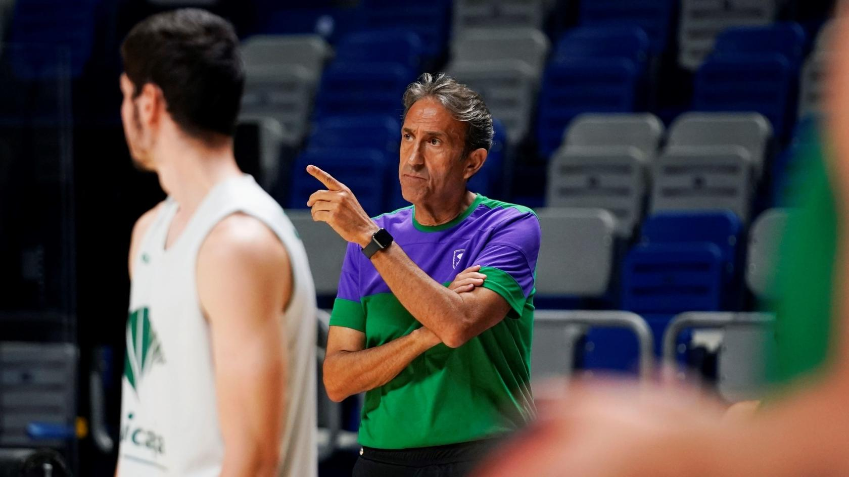 "Luis Casimiro: ""Joventut is a very good team, longer than other seasons and with a lot of quality"""