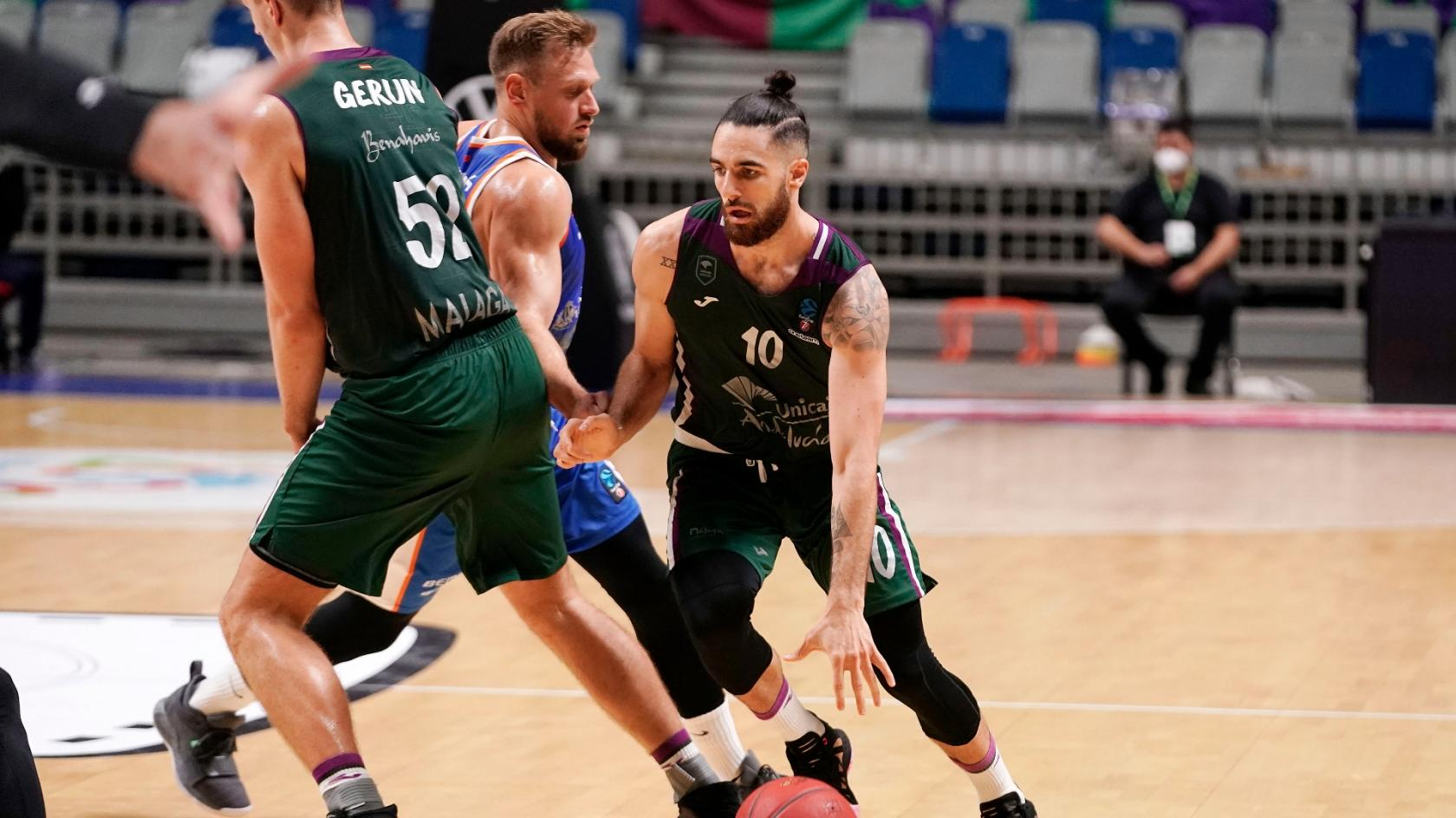 Unicaja, strong in the 7DAYS Eurocup
