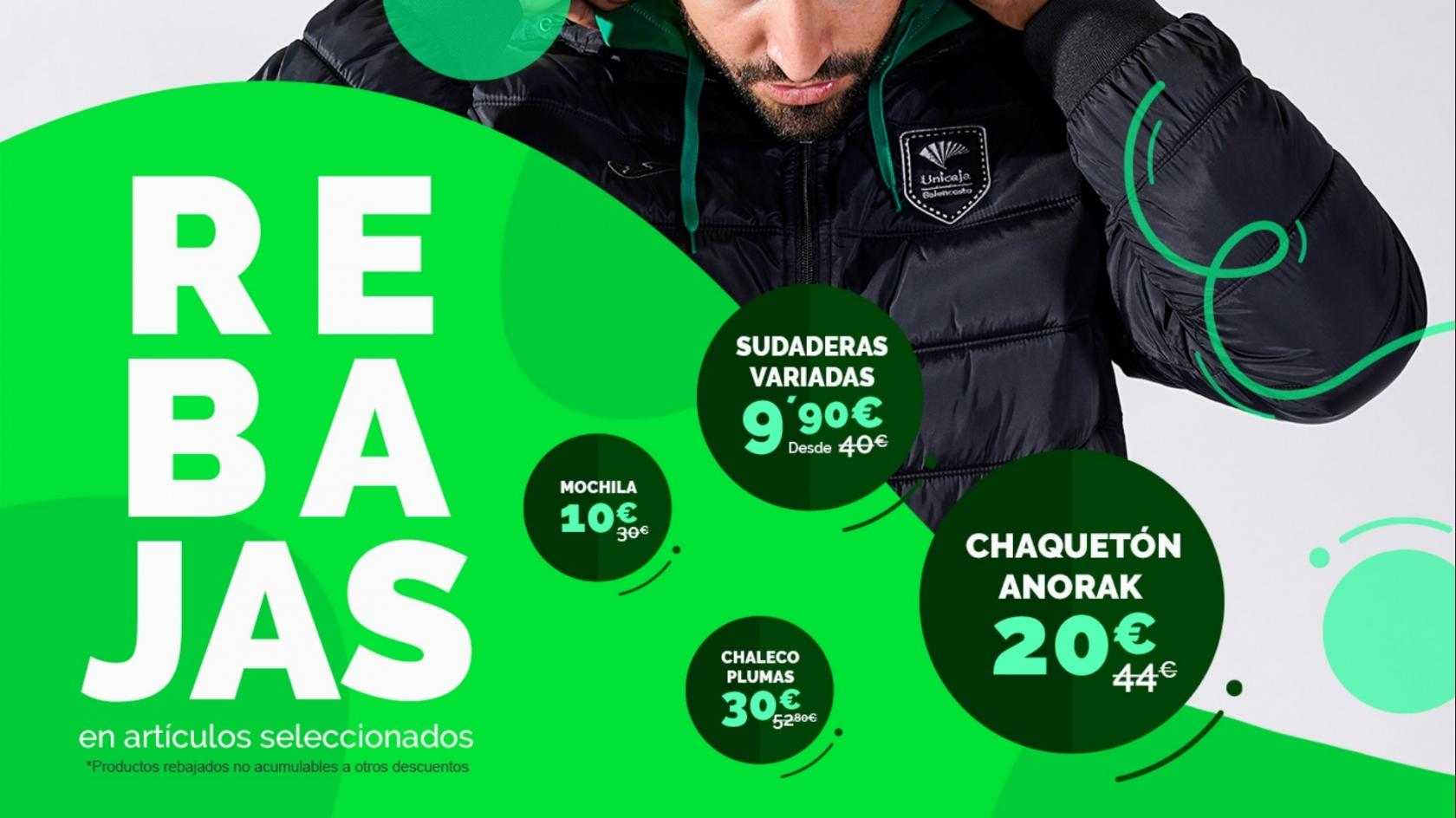 The Unicaja sales are back!